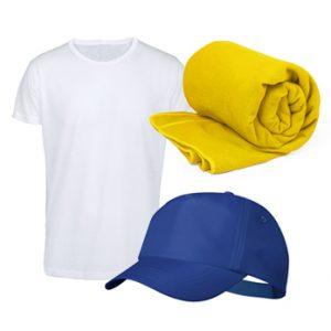 Textile & casquettes